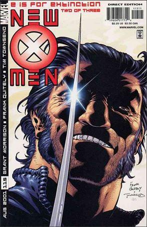 New X-Men (2001) 115-A
