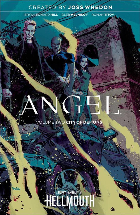 Angel (2019) 2-A by Boom! Studios