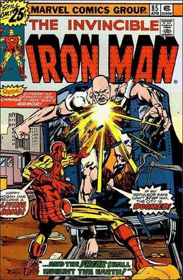 Iron Man (1968) 85-A by Marvel