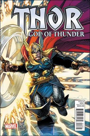 Thor: God of Thunder 13-C