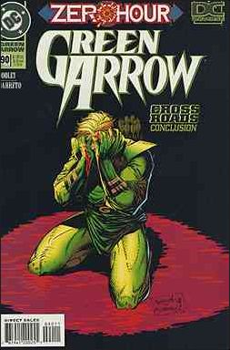 Green Arrow (1988) 90-A by DC