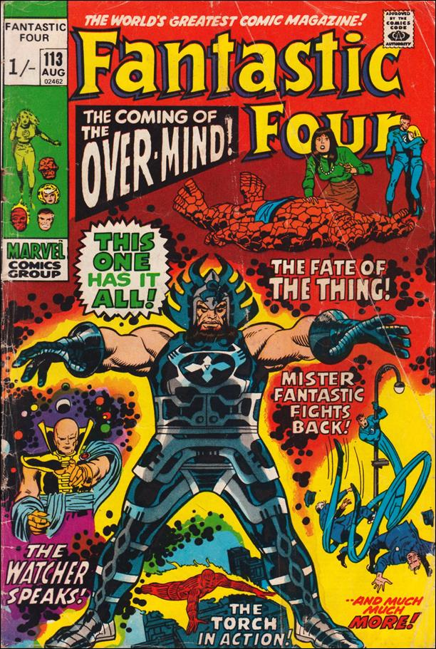 Fantastic Four (1961) 113-B by Marvel