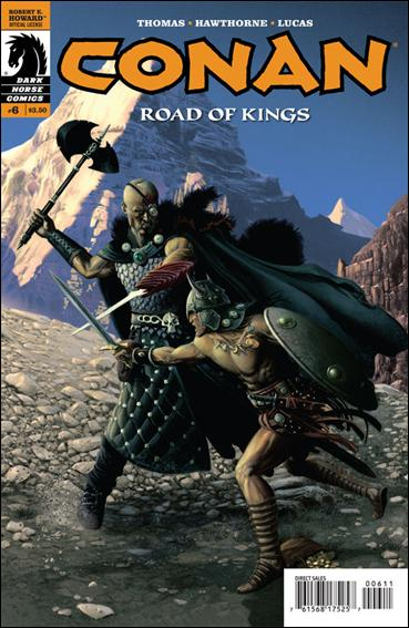 Conan: Road of Kings 6-A by Dark Horse