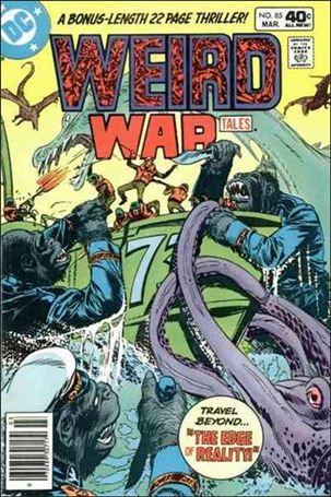 Weird War Tales (1971) 85-A