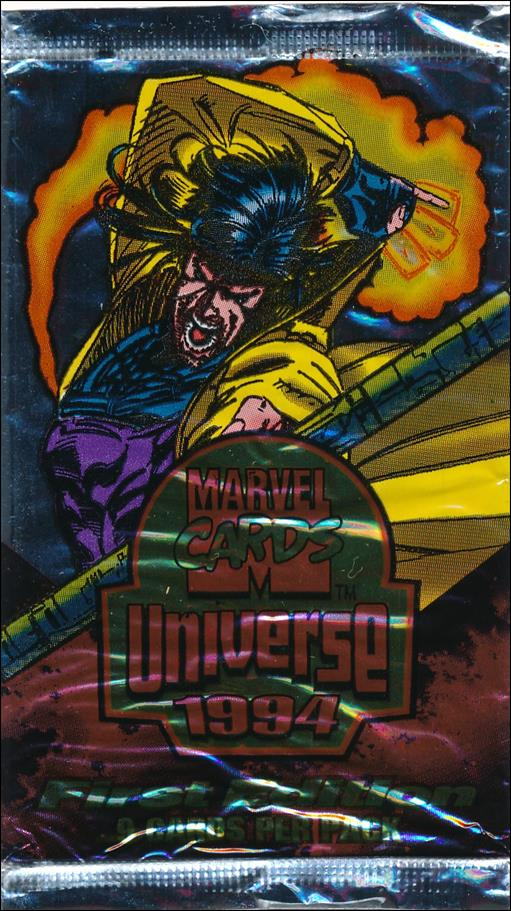 Marvel Universe: Series 5  2-A by Fleer