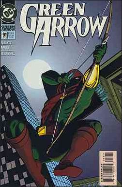Green Arrow (1988) 91-A by DC