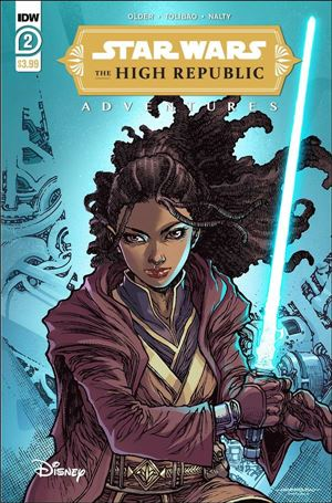 Star Wars: The High Republic Adventures 2-A