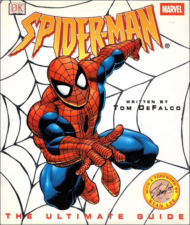 Spider-Man: The Ultimate Guide 1-A by DK Publishing