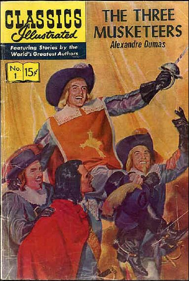 Classic Comics/Classics Illustrated 1-N by Gilberton