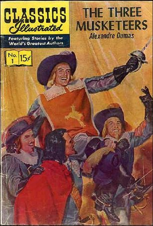 Classic Comics/Classics Illustrated 1-N