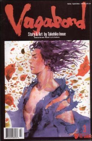 Vagabond (2001) 3-A by Viz