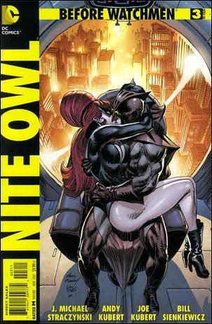 Before Watchmen: Nite Owl 3-A by DC