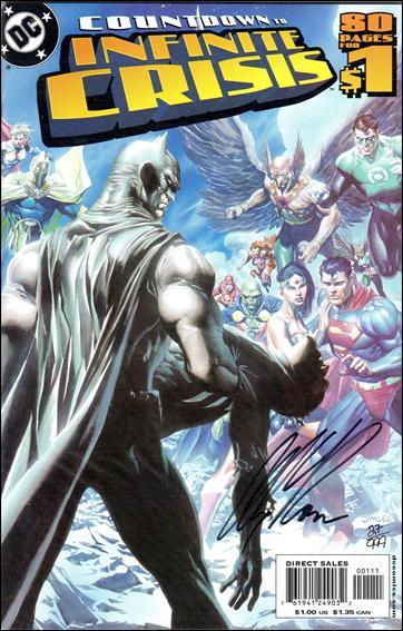 DC Countdown 1-E by DC