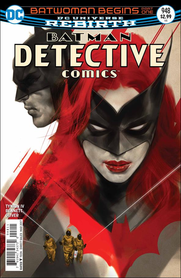 Detective Comics (1937) 948-A by DC
