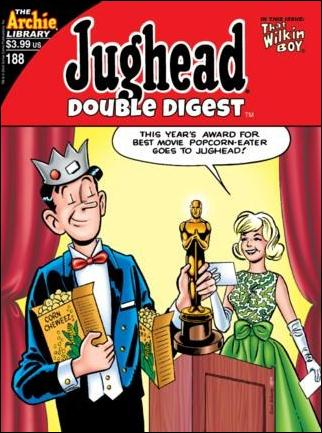 Jughead's Double Digest Magazine 188-A by Archie