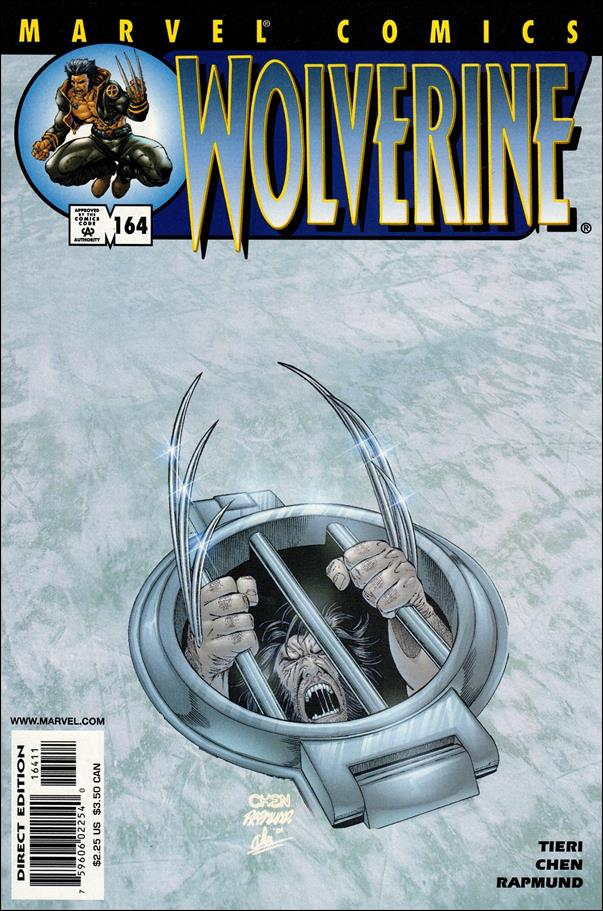 Wolverine (1988)  164-A by Marvel