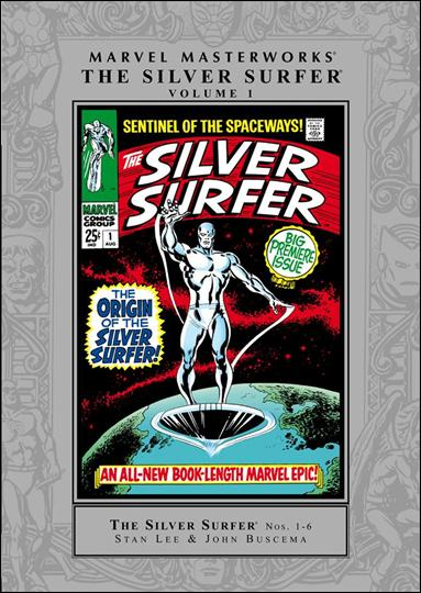 Marvel Masterworks: The Silver Surfer 1-A by Marvel