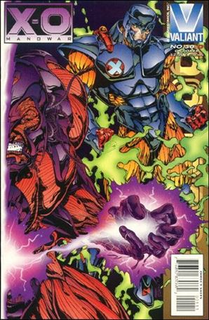 X-O Manowar (1992) 50-O-A