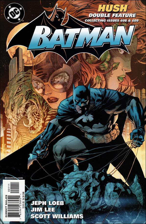 Batman: Hush Double Feature 1-A by DC