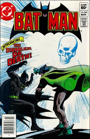 Batman (1940) 345-A by DC