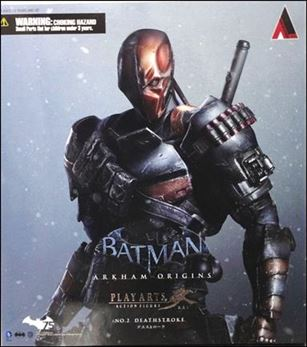 Batman: Arkham Origins (Play Arts ~ Kai)  Deathstroke