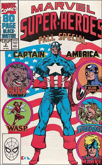 Marvel Super-Heroes (1990) 3-A by Marvel