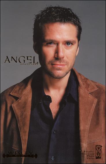 Angel Spotlight: Wesley 1-E by IDW