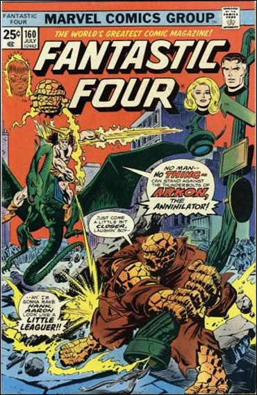 Fantastic Four (1961) 160-A by Marvel