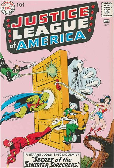 Justice League of America (1960) 2-A by DC