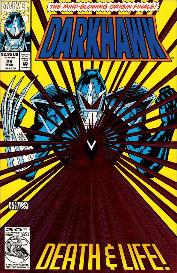 Darkhawk 25-A by Marvel