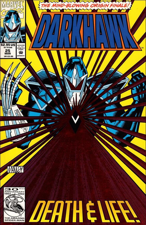 Darkhawk 25-A by Marvel