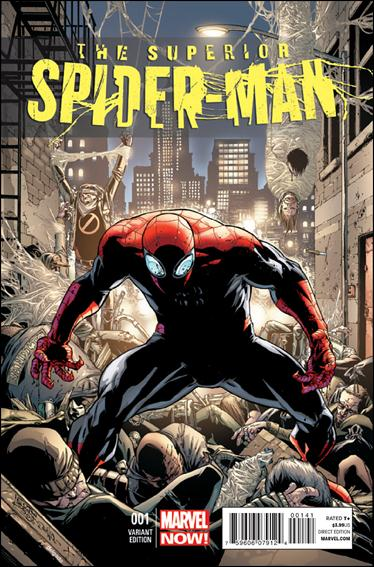 Superior Spider-Man 1-B by Marvel