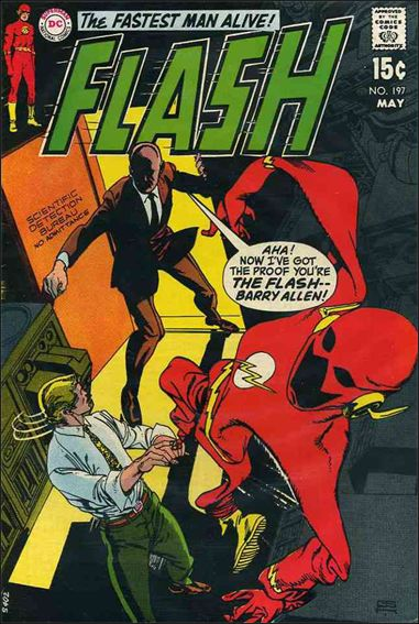 Flash (1959) 197-A by DC