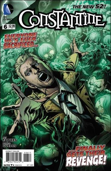 Constantine 6-A by DC