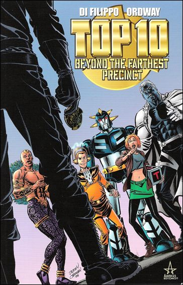 Top 10: Beyond the Farthest Precinct 1-A by America's Best Comics