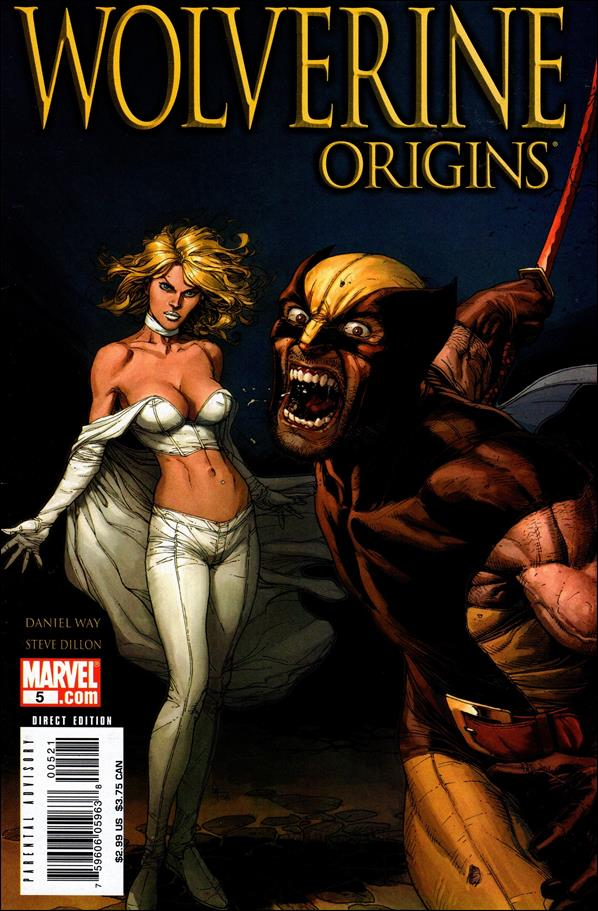 Wolverine: Origins 5-A by Marvel