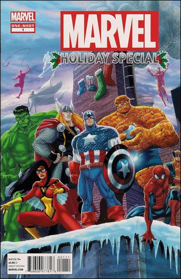 Marvel Holiday Special 2011-A by Marvel