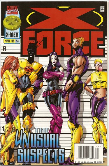 X-Force (1991) 54-B by Marvel