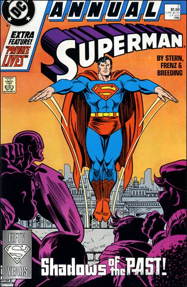 Superman Annual (1960) '2'-A by DC