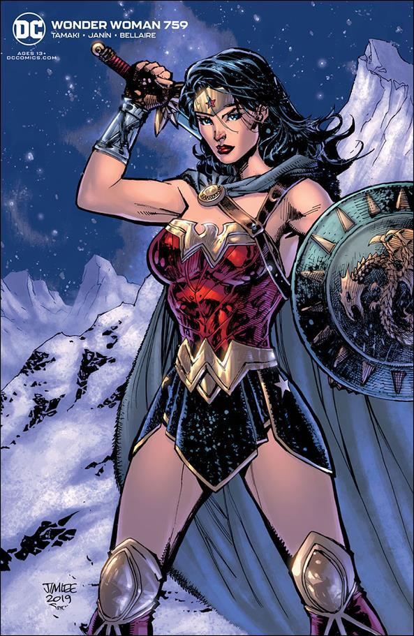 Wonder Woman (1942) 759-B by DC