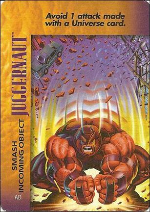 Marvel Overpower Powersurge (Base Set)nn94-A