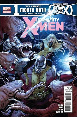 Uncanny X-Men (2012) 8-A