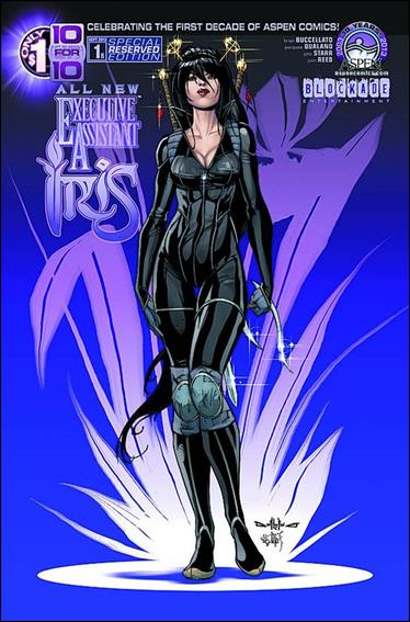 Executive Assistant: Iris (2013) 1-B by Aspen
