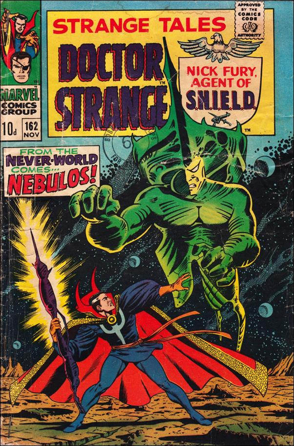 Strange Tales (1951) 162-B by Marvel