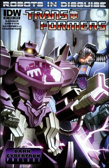 Transformers: Robots in Disguise 21-B by IDW