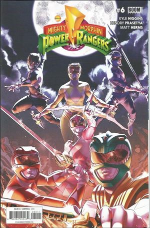 Mighty Morphin Power Rangers 6-A