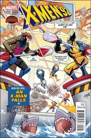 X-Men '92 2-B