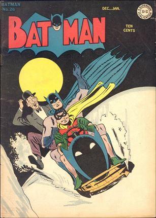 Batman (1940) 26-A
