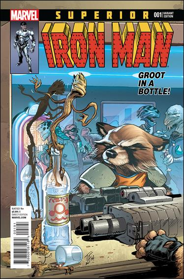 Superior Iron Man 1-G by Marvel