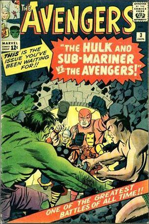 Avengers (1963) 3-A